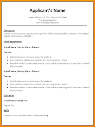Free Online Resume Format Free Sample Resume Templates For Online Cv Template Word