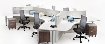 office furniture design images. 3 Person Modular Office Furniture Design Images