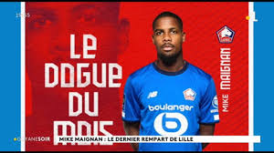 Mike maignan (born 3 july 1995) is a french professional footballer who plays as a goalkeeper for ligue 1 club lille and the france national team. Mike Maignan Le Dernier Rempart De Lille Youtube