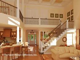 modern upstairs house plans