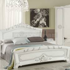 italian white furniture. greta classic italian bed white on sale now furniture e