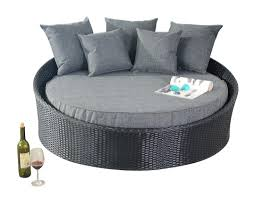 Circular Bed Http Wwwbonsonicom Bonsoni Black Small Daybed Includes A