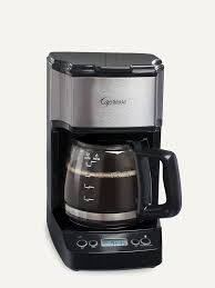 Coffee Maker Carafe And Single Cup 5 Cup Mini Drip Coffee Maker Capresso