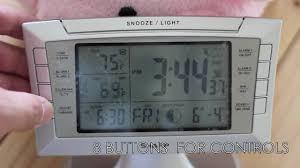 sharp weather station. sharp weather station e
