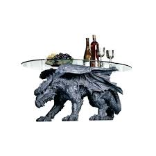 dragon coffee table image of dragon glass topped coffee table dragon coffee table uk dragon coffee table