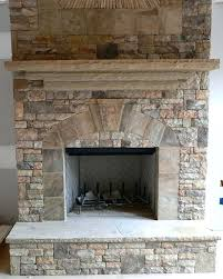how to clean fireplace stone stacked stone fireplace real stack stone clean stone fireplace mantel
