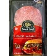 Boars Head Genoa Salami