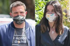 But after affleck and de armas had quarantined together, she made a recent trip home to visit her family for the holidays ben affleck and ana de armas walking their dog in los angeles on july 24, 2020. Ben Affleck Ana De Armas Engagement Rumors Batman Star Plans To Propose Girlfriend Soon Block Toro