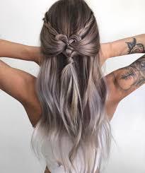 10 Tress Coiffures Pour Les Cheveux Longs Mariages Festivals