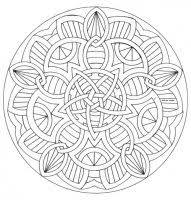 Disegni Da Colorare E Stampare Mandala