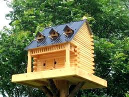 fancy birdhouses