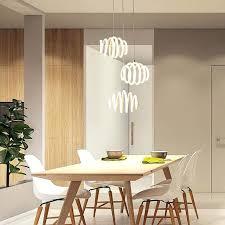 hanging lights bedroom modern led pendant light for kitchen dining room white pendant lamp bedroom round hanging lights bedroom