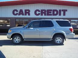 For Sale: 2002 TOYOTA SEQUOIA SR5 at Car Credit, Inc.