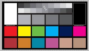 Colour Chart Video Buy Dgk Digital Kolor Pro 16 9 Chart Set Of 2 Large Color