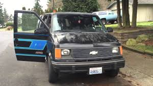 $600 Chevy Astro Project!! Episode 1 What I Have - YouTube
