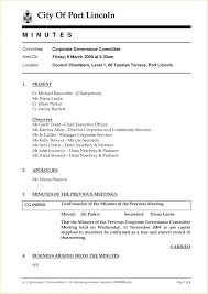 Corporate Meeting Minutes Form Corporate Meeting Minutes Template Antonchan Co