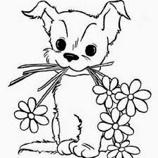 Small Picture coloring pages of cute puppies cartoon pound puppies coloring