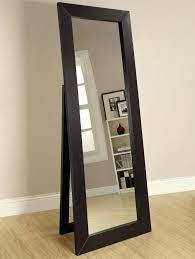 tall standing mirrors. Buy Standing Floor Mirror Mirrors Black Full Length . Tall