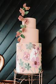 Honey Crumb Cake Studio Seattle Bakery Custom Cakes Wedding Cakes