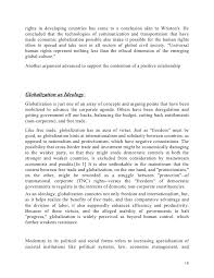 write an essay on globalization of communication globalization essay media in age of globalization how much our
