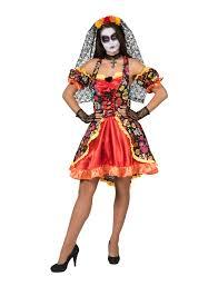 Kleid La Catrina > Pierros Karneval Shop