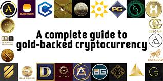 Cryptocurrency Guide backed A To Gold wq7XfvxRI