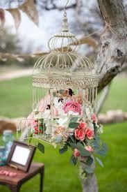 Decorating: Outdoor Flower Birdcages - Floawer Bird Cages
