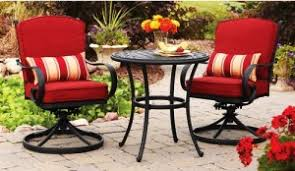 better homes and gardens replacement cushions. Exellent Better Better Homes And Gardens Fairglen 3piece Bistro Set Replacement Cushions And