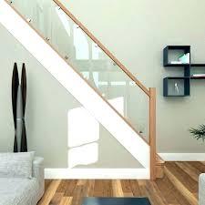 wood stair railing ideas interior wood stair railing ideas interior