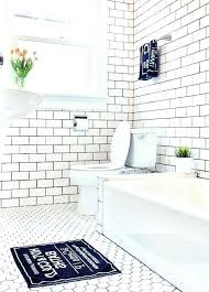 hex floor tile glamorous bathroom inspirations captivating stylish hexagon tiles ideas for bathrooms white new he