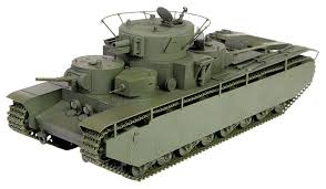 <b>Сборная модель ZVEZDA Советский</b> тяжёлый танк Т-35 (3667) 1 ...