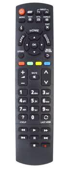 panasonic tv 49. new remote control for panasonic viera tx-49ds500b smart 49\ tv 49