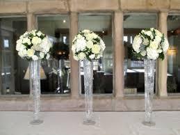 unique wedding flower vases