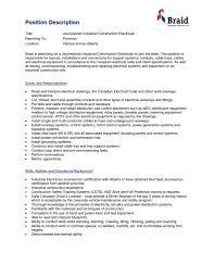 Journeyman Electrician Resume Examples Electrician Resume Sample New Electrician Resume Cover Letter 16