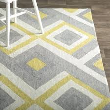 yellow area rugs home freeman gray yellow area rug reviews with and yellow area rugs contemporary
