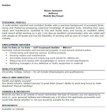 beautiful hobbies and interests on resume gallery simple resume