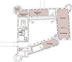 Schloss Grundriss