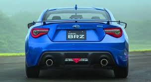2019 Subaru BRZ Interior And Exterior