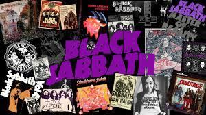 Black Sabbath HD Wallpaper