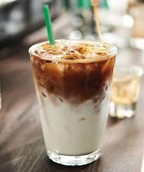 iced vanilla macchiato