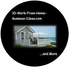 ideas work home. 10-work-from-home-business-ideas.com Logo Ideas Work Home