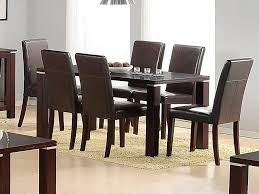 modern dining room sets for 6 stylish dining tables and 6 chairs