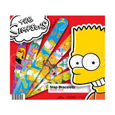 Simpsons Vending Machine Simple Buy The Simpsons Slap Bracelets Vending Capsules Vending Machine