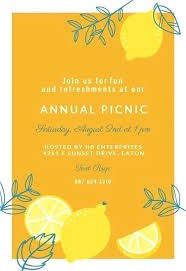Picnic Invitation Templates Free Teddy Bear Birthday Party Template
