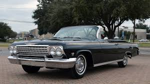 1962 Chevrolet Impala SS Convertible | S152 | Houston 2015