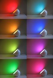 mood lighting living room. Colorful Mood Bowl Lamps For Lighting Design Ideas Living Room