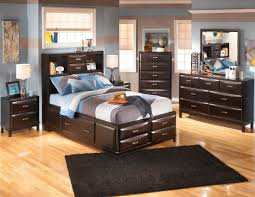 Kira Youth Storage Bedroom Set From Ashley B473 Coleman Furniture Kira Bedroom Set