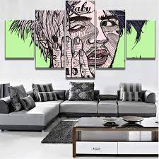 Shop from a wide range of metal wall hanging art at kraphy. Amazon Com Natvva Modular 5 Piece Canvas Art Poster Modern Decorative Paintings On Canvas Wall Art For Home Decorations Wall Decor Paintings