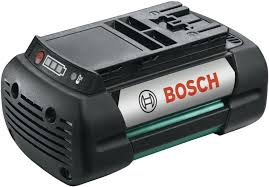 Купить Батарея аккумуляторная <b>Bosch</b> F016800346 <b>36В 4Ач</b> Li ...