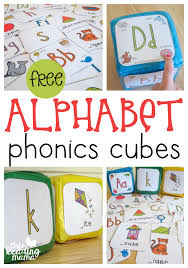 The phonetic symbols used in this ipa chart may be slightly different from what you will find in other sources, including in this comprehensive ipa chart for english dialects in wikipedia. Free Alphabet Phonics Cubes 2 Levels Of Play This Reading Mama Alphabet Phonics Phonics Alphabet Activities